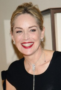 Sharon Stone Presents Damiani New Collection