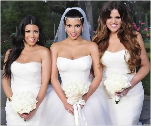 Kim Kardashian and Kris Humphries' Wedding tourism destinations