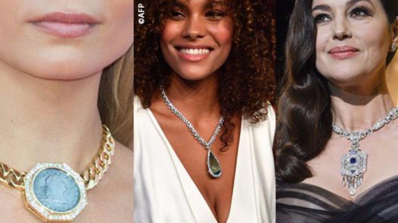 Cannes, tripudio di gioielli sulla Croisette
