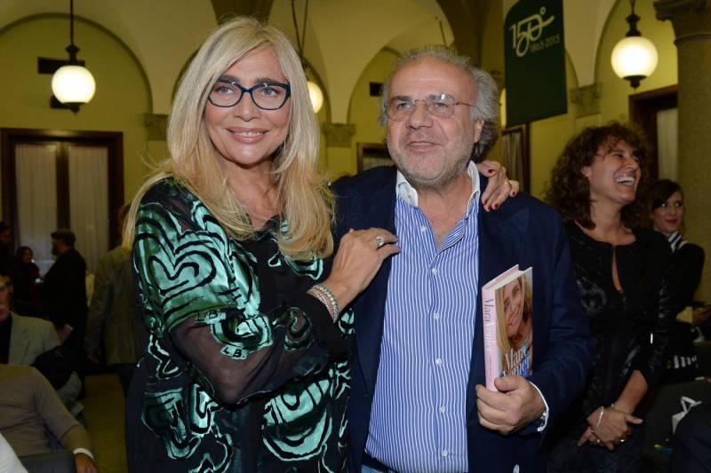 """Mara Venier: """"Jerry Calà mi tradiva, alle nostre nozze l'ho beccato in bagno..."""""""