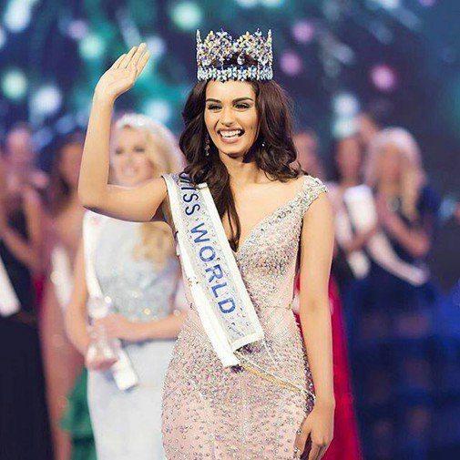 Miss Mondo, la reginetta del 2017 è l'indiana Manushi Chhillar